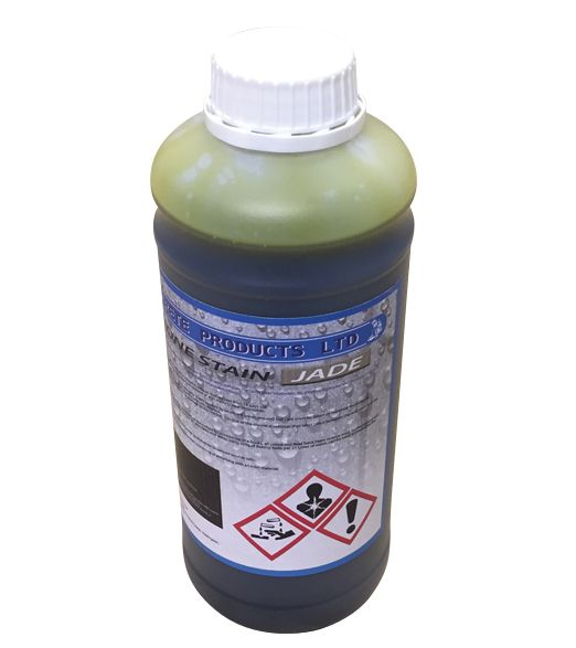Acid Tone Stain - Jade (1L) For Pattern Imprinted Concrete