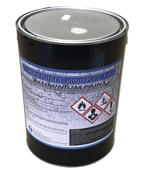 Aluminium Paint 5 or 25L