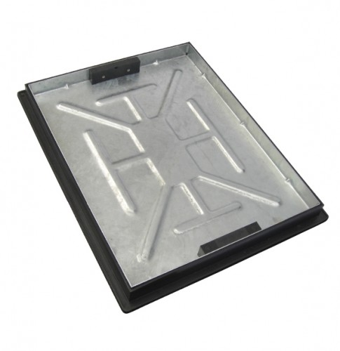 Clark Drain Recessed Manhole Cover - 600 x 450 x 46mm CD790R/46