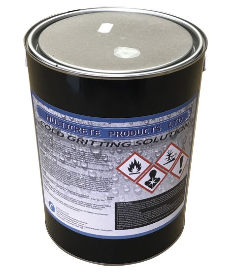 Cold Gritting Solution 5 or 25 Litres