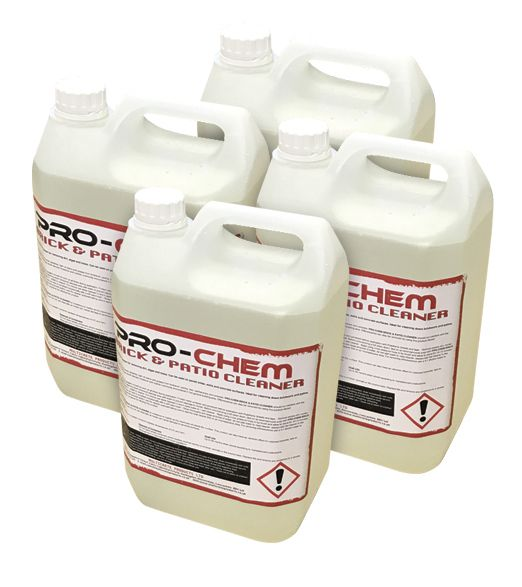 Hydrochloric acid brick and patio cleaner 20ltr for Hydrochloric acid for cleaning concrete