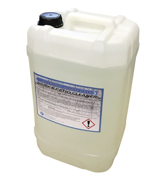 Hydrochloric Acid/Brick and Patio Cleaner (25Ltr)