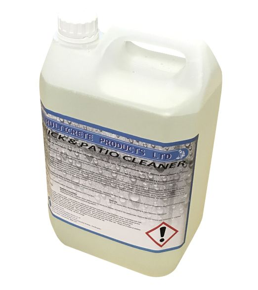 Hydrochloric Acid/Brick and Patio Cleaner (5Ltr)