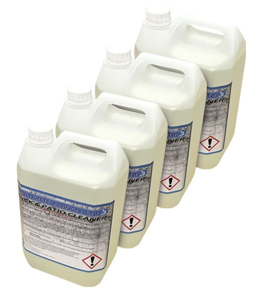 Hydrochloric Acid/Brick and Patio Cleaner High Strength (20Ltr)