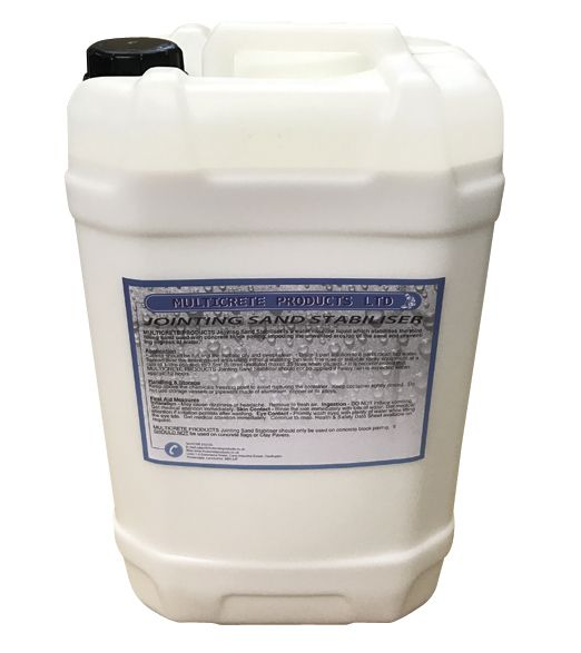 Jointing Sand Stabiliser (5Ltr) or (25ltr)