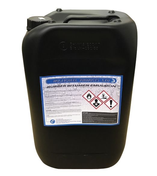 Rubber Bitumen Emulsion - 25L