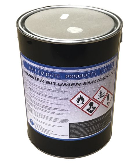 Rubber Bitumen Emulsion - 5L
